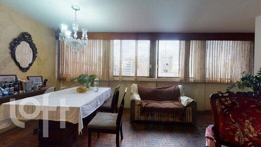 Living - Apartamento 3 quartos à venda Jardim Paulista, São Paulo - R$ 1.135.000 - II-19916-33157 - 21