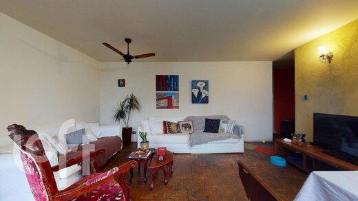 Living - Apartamento 3 quartos à venda Jardim Paulista, São Paulo - R$ 1.135.000 - II-19916-33157 - 22