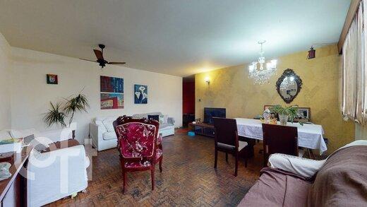 Living - Apartamento 3 quartos à venda Jardim Paulista, São Paulo - R$ 1.135.000 - II-19916-33157 - 23
