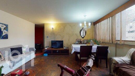 Living - Apartamento 3 quartos à venda Jardim Paulista, São Paulo - R$ 1.135.000 - II-19916-33157 - 24
