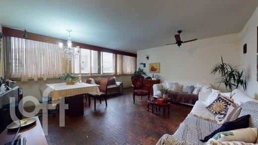 Living - Apartamento 3 quartos à venda Jardim Paulista, São Paulo - R$ 1.135.000 - II-19916-33157 - 25
