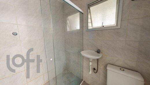 Banheiro - Apartamento 1 quarto à venda Pinheiros, São Paulo - R$ 445.000 - II-19918-33159 - 3