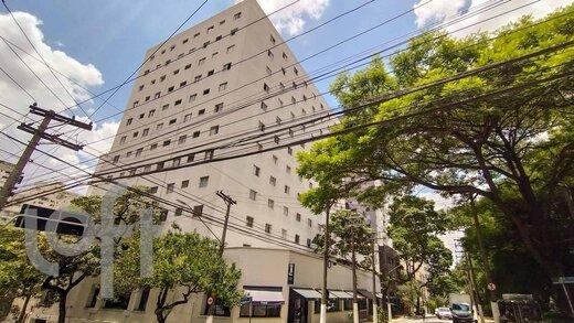 Fachada - Apartamento 1 quarto à venda Pinheiros, São Paulo - R$ 445.000 - II-19918-33159 - 5