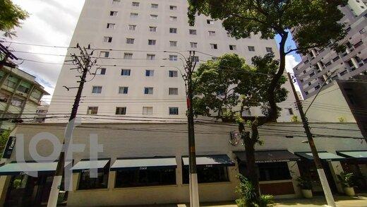 Fachada - Apartamento 1 quarto à venda Pinheiros, São Paulo - R$ 445.000 - II-19918-33159 - 7