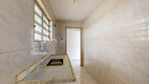 Cozinha - Apartamento 1 quarto à venda Pinheiros, São Paulo - R$ 445.000 - II-19918-33159 - 9