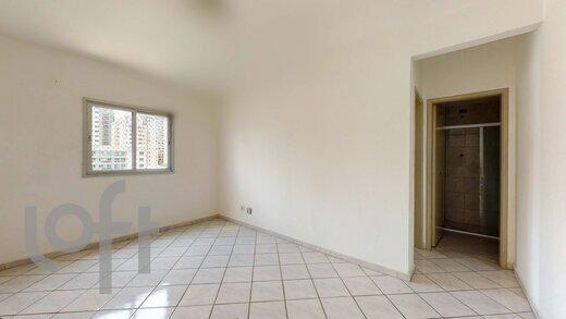 Living - Apartamento 1 quarto à venda Pinheiros, São Paulo - R$ 445.000 - II-19918-33159 - 12