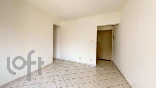 Living - Apartamento 1 quarto à venda Pinheiros, São Paulo - R$ 445.000 - II-19918-33159 - 13