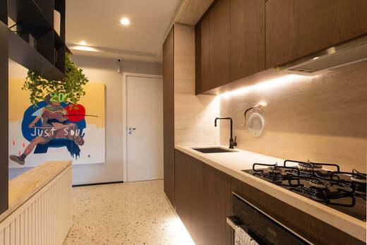 Cozinha - Fachada - Highlights Campo Belo - Residencial - 1060 - 7