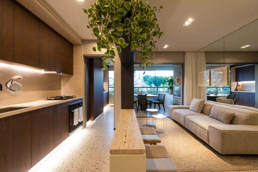 Living - Fachada - Highlights Campo Belo - Residencial - 1060 - 5