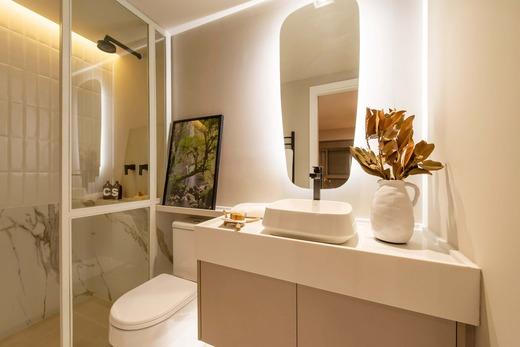 Banheiro - Fachada - Highlights Campo Belo - Residencial - 1060 - 10