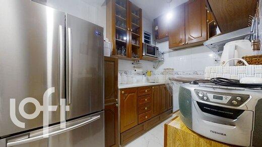 Cozinha - Apartamento 2 quartos à venda Botafogo, Rio de Janeiro - R$ 785.000 - II-19985-33274 - 11