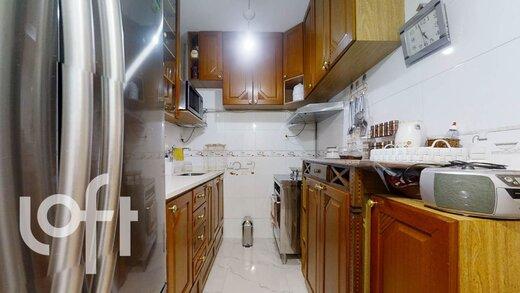 Cozinha - Apartamento 2 quartos à venda Botafogo, Rio de Janeiro - R$ 785.000 - II-19985-33274 - 12