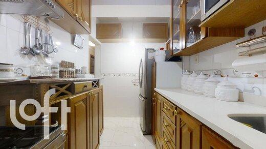 Cozinha - Apartamento 2 quartos à venda Botafogo, Rio de Janeiro - R$ 785.000 - II-19985-33274 - 14