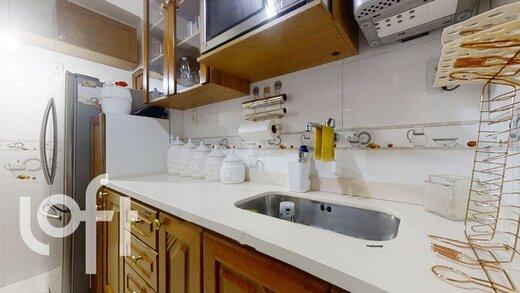 Cozinha - Apartamento 2 quartos à venda Botafogo, Rio de Janeiro - R$ 785.000 - II-19985-33274 - 16