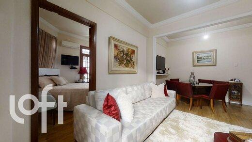 Living - Apartamento 2 quartos à venda Botafogo, Rio de Janeiro - R$ 785.000 - II-19985-33274 - 17