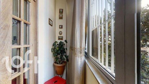 Living - Apartamento 2 quartos à venda Botafogo, Rio de Janeiro - R$ 785.000 - II-19985-33274 - 19
