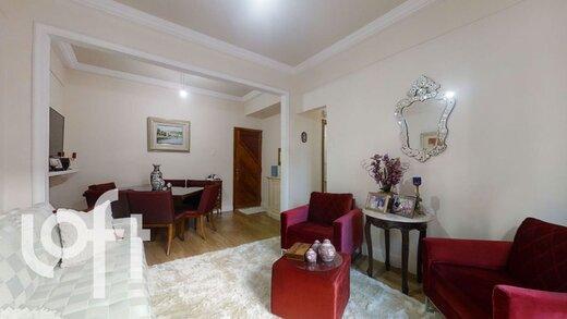 Living - Apartamento 2 quartos à venda Botafogo, Rio de Janeiro - R$ 785.000 - II-19985-33274 - 22