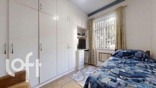 Quarto principal - Apartamento 2 quartos à venda Botafogo, Rio de Janeiro - R$ 785.000 - II-19985-33274 - 25