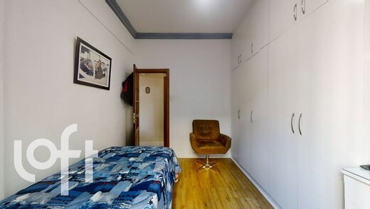 Quarto principal - Apartamento 2 quartos à venda Botafogo, Rio de Janeiro - R$ 785.000 - II-19985-33274 - 28