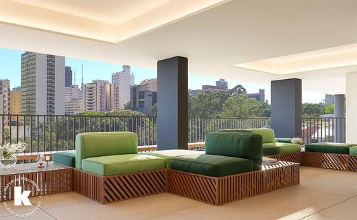 Lounge - Fachada - Kronos Vila Madalena by Kallas Arkhes - Breve Lançamento - 1132 - 16