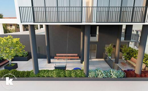 Lounge - Fachada - Kronos Vila Madalena by Kallas Arkhes - Breve Lançamento - 1132 - 17