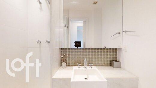 Banheiro - Apartamento 2 quartos à venda Lagoa, Rio de Janeiro - R$ 1.420.000 - II-20080-33413 - 3