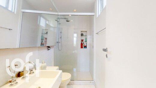 Banheiro - Apartamento 2 quartos à venda Lagoa, Rio de Janeiro - R$ 1.420.000 - II-20080-33413 - 5