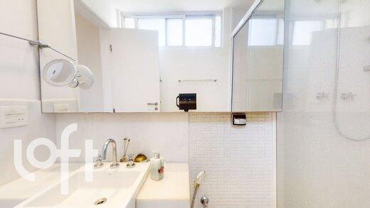 Banheiro - Apartamento 2 quartos à venda Lagoa, Rio de Janeiro - R$ 1.420.000 - II-20080-33413 - 6