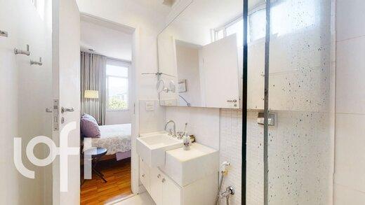 Banheiro - Apartamento 2 quartos à venda Lagoa, Rio de Janeiro - R$ 1.420.000 - II-20080-33413 - 7
