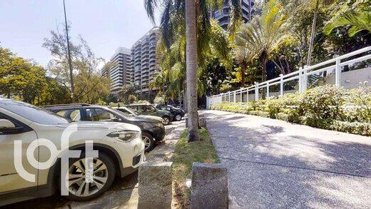 Fachada - Apartamento 2 quartos à venda Lagoa, Rio de Janeiro - R$ 1.420.000 - II-20080-33413 - 11