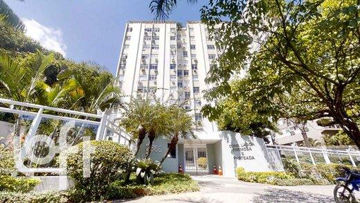 Fachada - Apartamento 2 quartos à venda Lagoa, Rio de Janeiro - R$ 1.420.000 - II-20080-33413 - 12