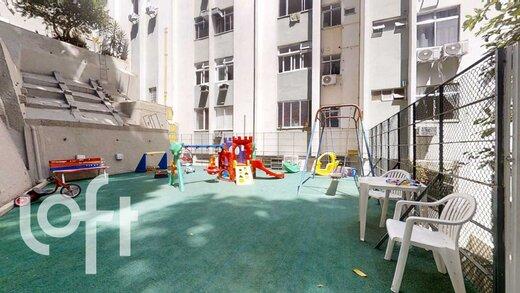 Fachada - Apartamento 2 quartos à venda Lagoa, Rio de Janeiro - R$ 1.420.000 - II-20080-33413 - 14