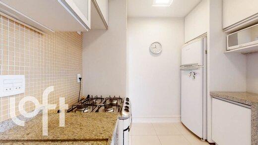Cozinha - Apartamento 2 quartos à venda Lagoa, Rio de Janeiro - R$ 1.420.000 - II-20080-33413 - 24