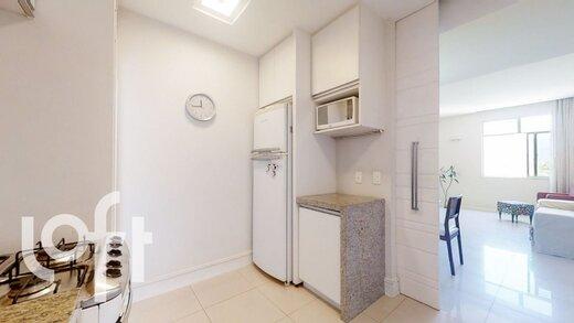 Cozinha - Apartamento 2 quartos à venda Lagoa, Rio de Janeiro - R$ 1.420.000 - II-20080-33413 - 25