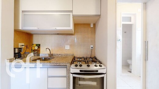 Cozinha - Apartamento 2 quartos à venda Lagoa, Rio de Janeiro - R$ 1.420.000 - II-20080-33413 - 26