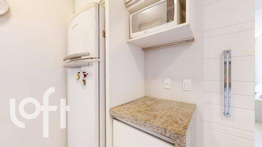 Cozinha - Apartamento 2 quartos à venda Lagoa, Rio de Janeiro - R$ 1.420.000 - II-20080-33413 - 27