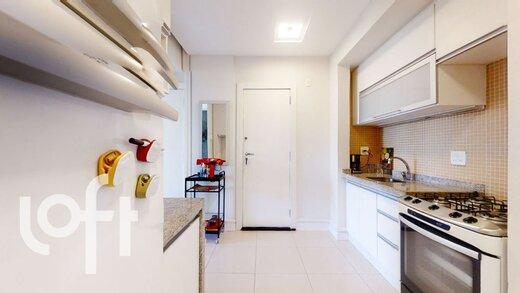 Cozinha - Apartamento 2 quartos à venda Lagoa, Rio de Janeiro - R$ 1.420.000 - II-20080-33413 - 28