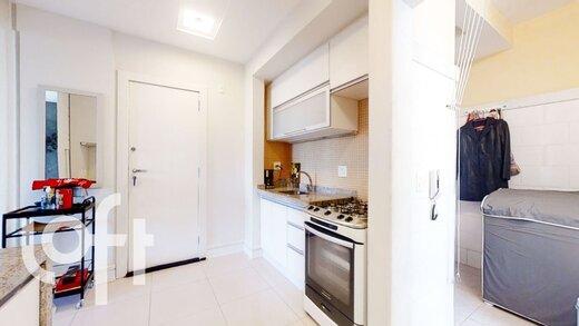 Cozinha - Apartamento 2 quartos à venda Lagoa, Rio de Janeiro - R$ 1.420.000 - II-20080-33413 - 29