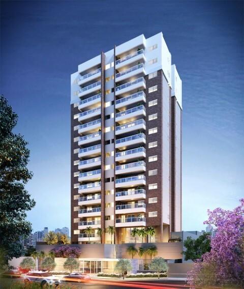 Fachada - Apartamento à venda Rua Traituba,Saúde, São Paulo - R$ 937.040 - II-19993-33285 - 1
