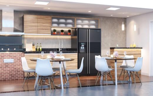 Espaco gourmet - Fachada - Smart Living Santana - 1073 - 5