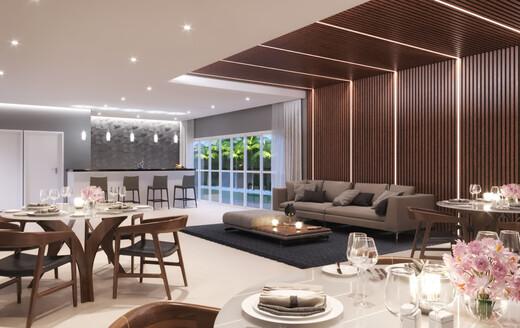 Salao de festas - Fachada - Smart Living Santana - 1073 - 4