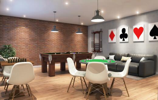 Sala de jogos adulto - Fachada - Smart Living Santana - 1073 - 7