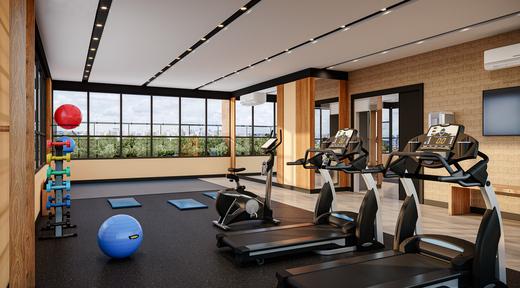 Fitness - Fachada - Practical Life Campo Belo II - 1108 - 8