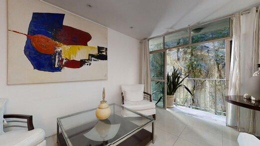 Living - Apartamento 4 quartos à venda Lagoa, Rio de Janeiro - R$ 1.875.000 - II-20182-33576 - 22