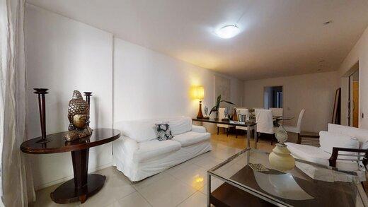 Living - Apartamento 4 quartos à venda Lagoa, Rio de Janeiro - R$ 1.875.000 - II-20182-33576 - 20