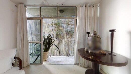 Living - Apartamento 4 quartos à venda Lagoa, Rio de Janeiro - R$ 1.875.000 - II-20182-33576 - 18