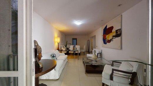 Living - Apartamento 4 quartos à venda Lagoa, Rio de Janeiro - R$ 1.875.000 - II-20182-33576 - 17