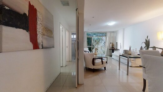 Living - Apartamento 4 quartos à venda Lagoa, Rio de Janeiro - R$ 1.875.000 - II-20182-33576 - 15