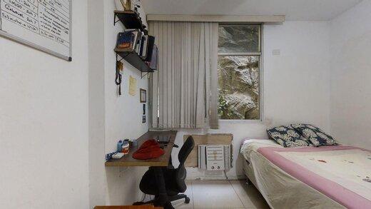 Quarto principal - Apartamento 4 quartos à venda Lagoa, Rio de Janeiro - R$ 1.875.000 - II-20182-33576 - 1