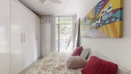 Quarto principal - Apartamento 4 quartos à venda Lagoa, Rio de Janeiro - R$ 1.875.000 - II-20182-33576 - 8